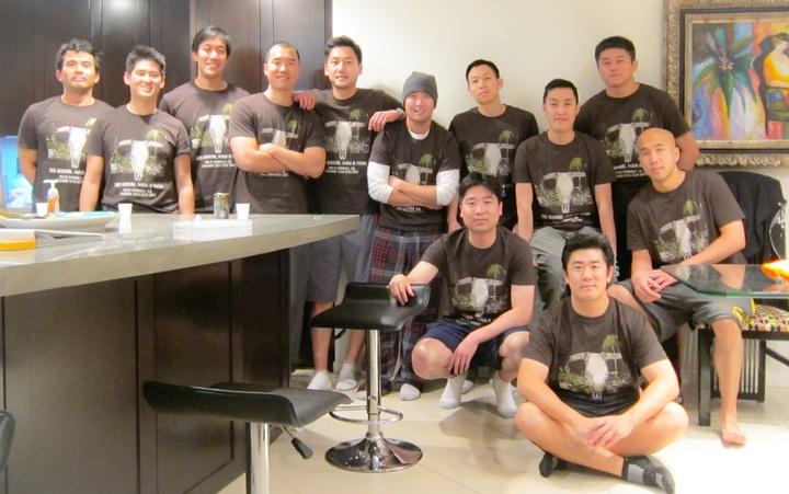 Manathon T-Shirt Photo