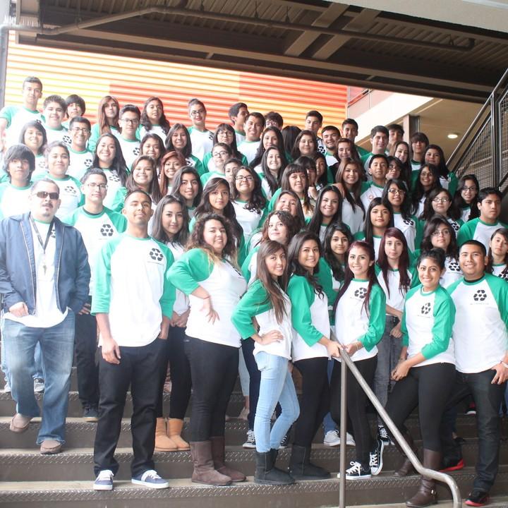 Libra Academy Environmentalists T-Shirt Photo