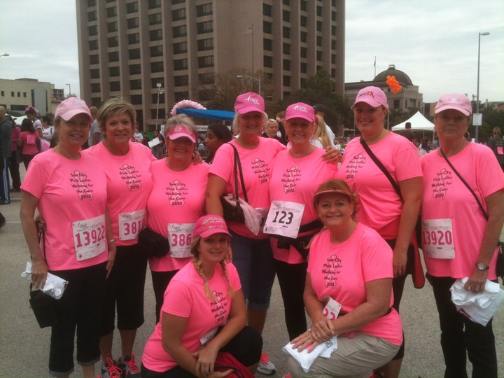 Sun City Pink Ladies T-Shirt Photo