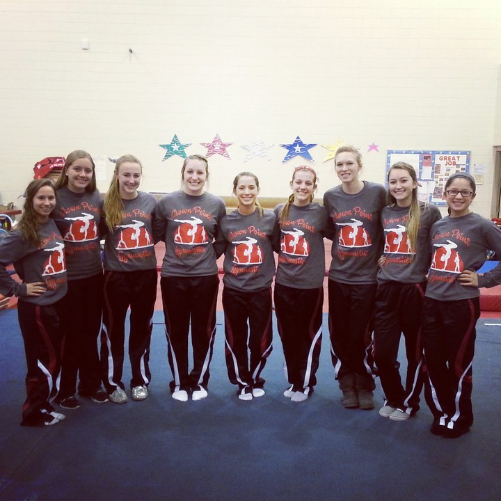Cphs Gymnastics T-Shirt Photo