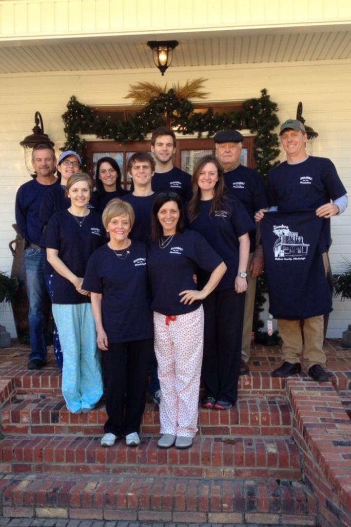 The Zumbro Crew  T-Shirt Photo