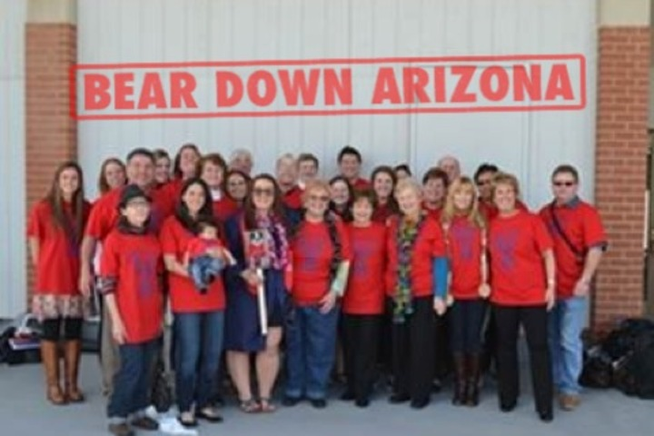 Bear Down Arizona T-Shirt Photo