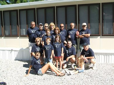 Pigroast 2007 T-Shirt Photo