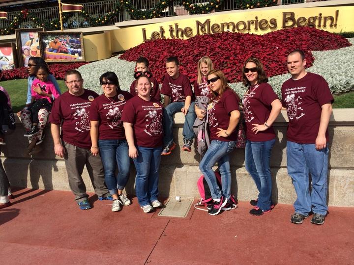 Polecobana's Vacation At Walt Disney World T-Shirt Photo