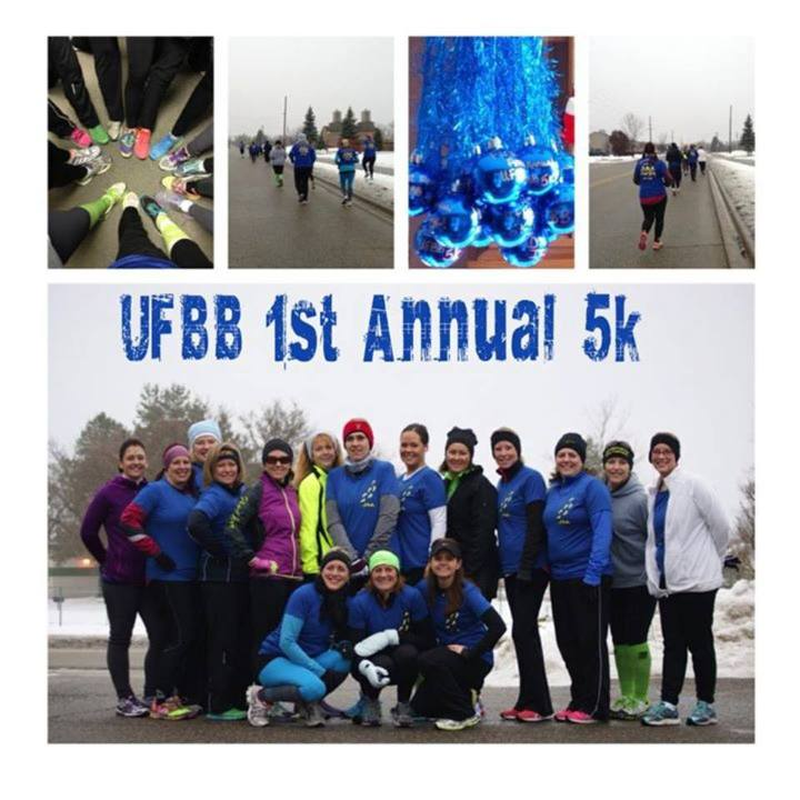 Ufbb 1st 5 K T-Shirt Photo
