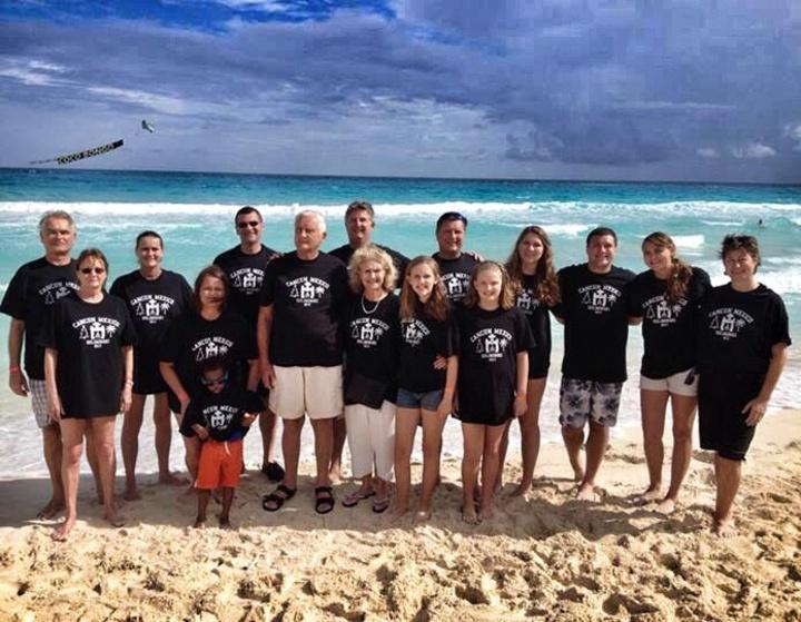 Cancun Family Fun T-Shirt Photo