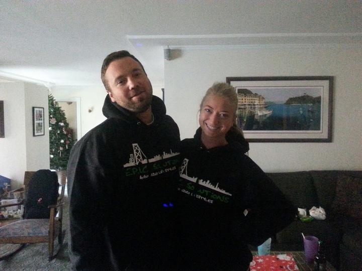 Epic Christmas T-Shirt Photo