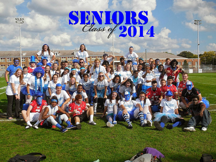 Momence High School Class Of 2014 T-Shirt Photo