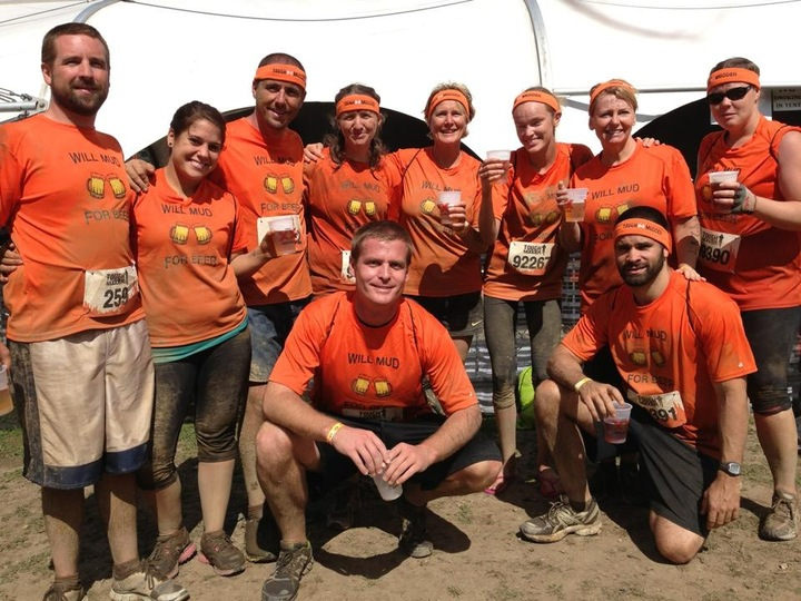 Roma Family Tough Mudder T-Shirt Photo