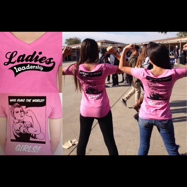 Ladies Leadership T-Shirt Photo
