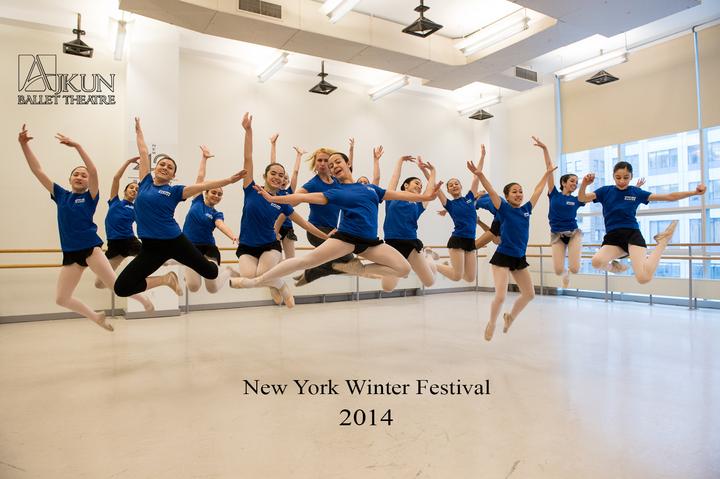 New York Winter Festival 2014 T-Shirt Photo