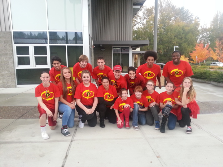 The Prevention Team At Kenmore Jr. High T-Shirt Photo