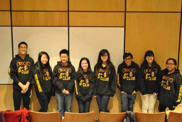 Cardozo Key Club Board 2012 2013 T-Shirt Photo