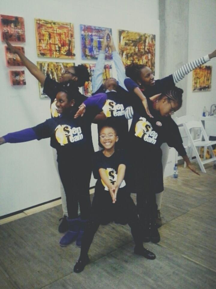 We Step! T-Shirt Photo
