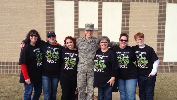 Air Force Graduation T-Shirt Photo