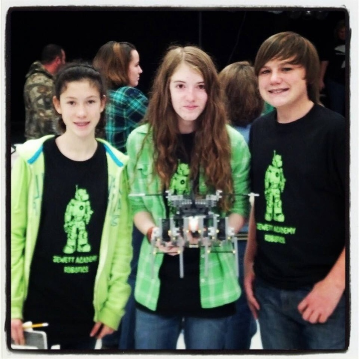 Robotics Competition T-Shirt Photo