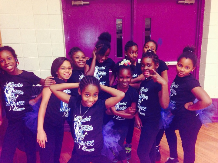 Druid Hills Jr Dance Team T-Shirt Photo