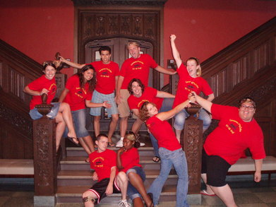 Cmc Staff @ De Paul T-Shirt Photo