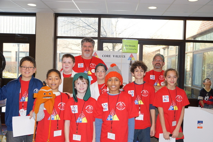 Fll Tournament 2014 T-Shirt Photo