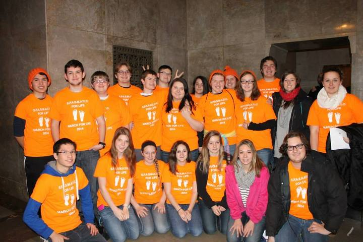 March For Life 2014 T-Shirt Photo