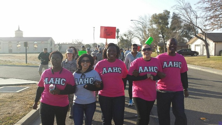 Aahc Sponsored Martin Luther King Walk 2014 T-Shirt Photo