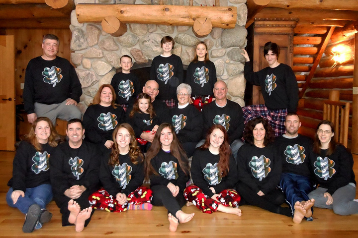 Duff Family T-Shirt Photo