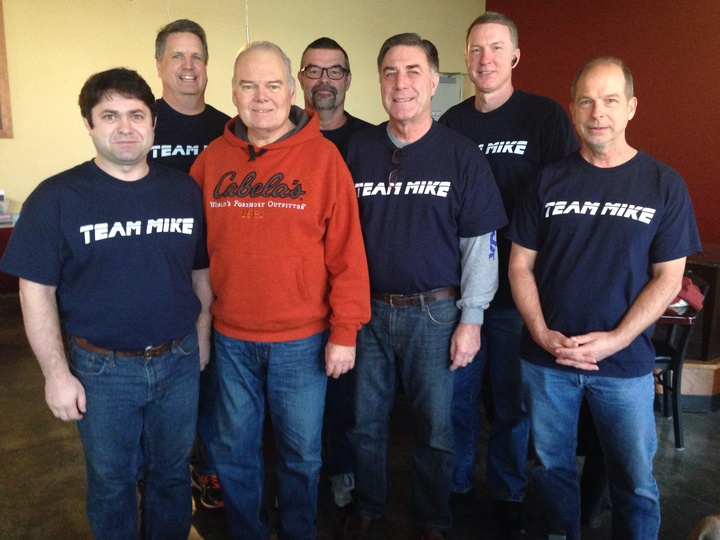 Team Mike T-Shirt Photo