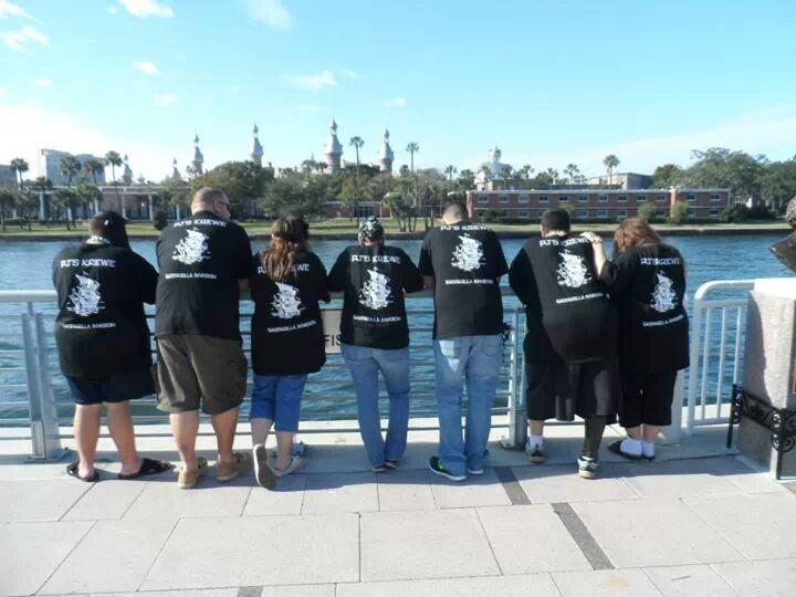Gasparilla Parade T-Shirt Photo