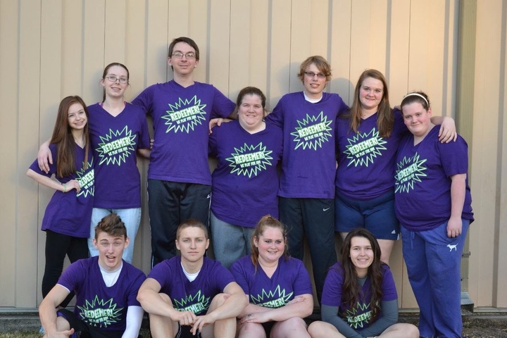 2014 Youth Tournament T-Shirt Photo