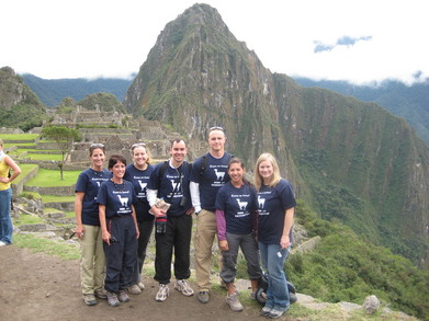 Peru Humanitarian Dental Expedition T-Shirt Photo