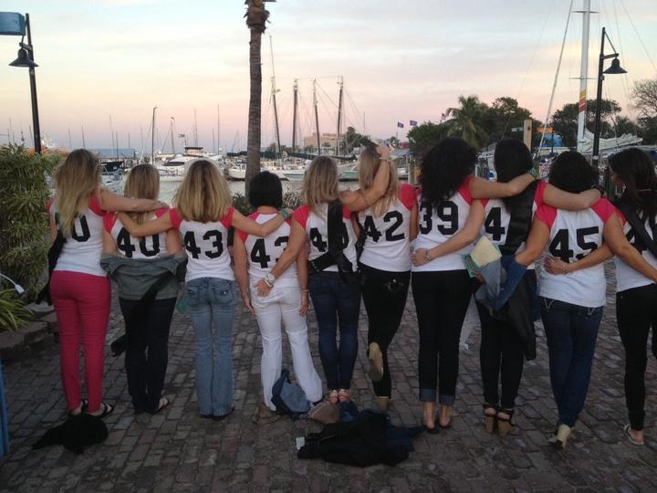 Fabulous At 40!!! Key West 2014 T-Shirt Photo