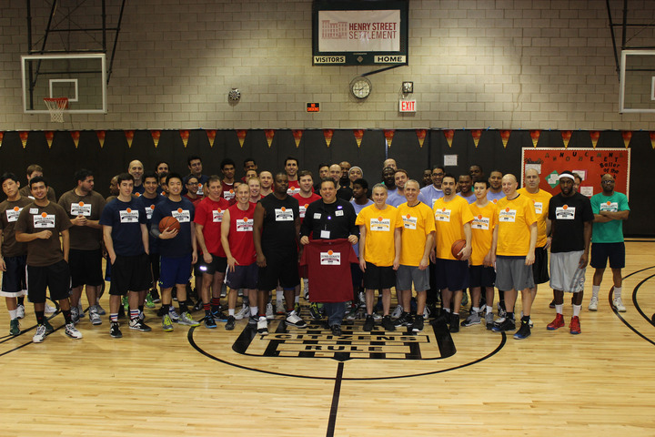 Dunk And Donate Basketball Tournament T-Shirt Photo