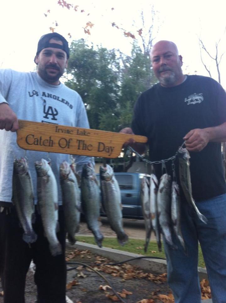 Los Anglers Crew At It Again! T-Shirt Photo