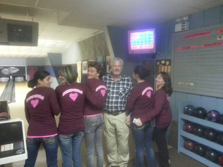 Bowling For Charity T-Shirt Photo