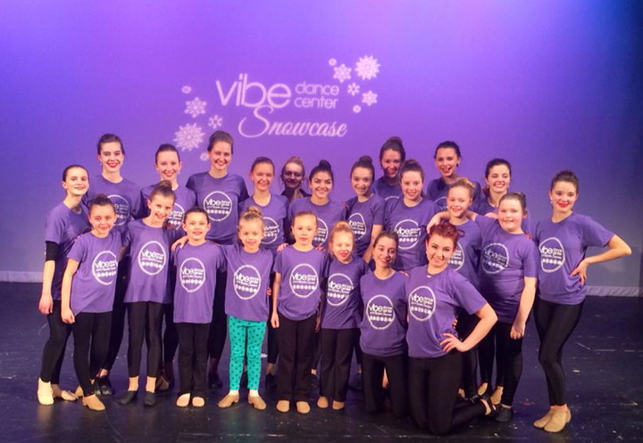 New Dance Studio's 1st Recital! T-Shirt Photo