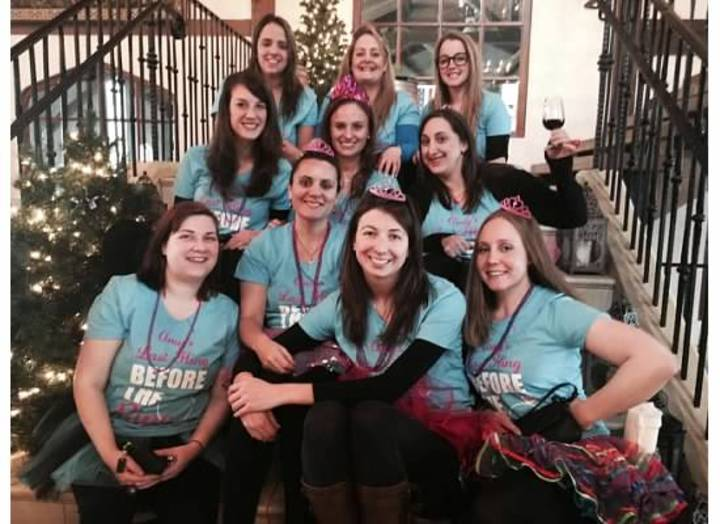Wine Tour Princesses T-Shirt Photo
