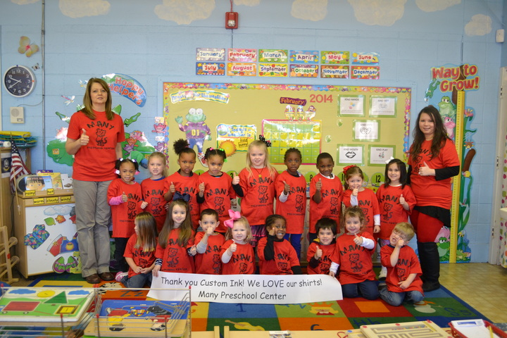 Mrs. Roxanne And Mrs. Melissa's Class T-Shirt Photo