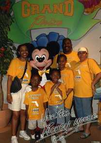 Disney World Family Reunion 2006 T-Shirt Photo