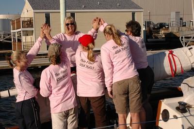 Think Pink T-Shirt Photo