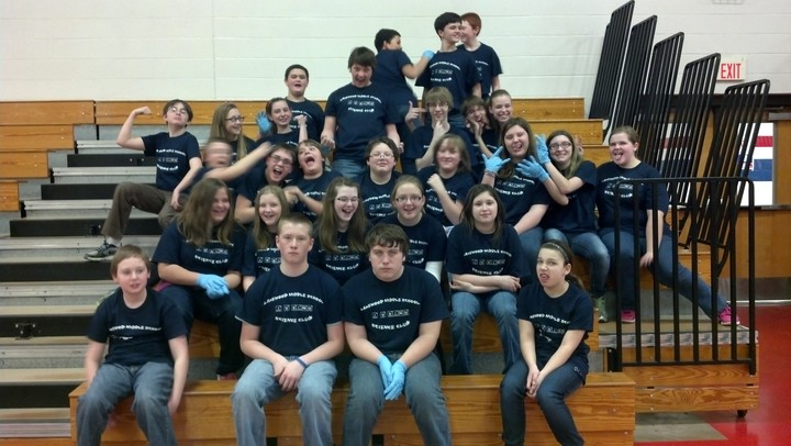2014 Middle School Science Fair T-Shirt Photo