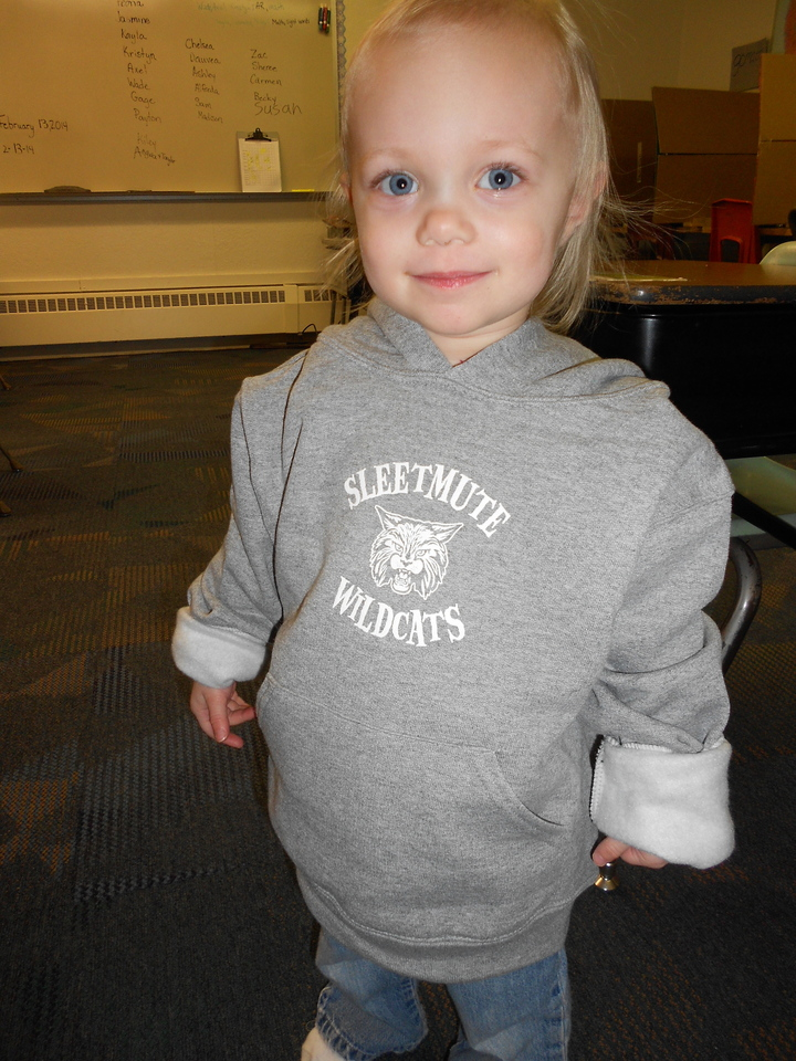 Sleetmute Wildcat In Training T-Shirt Photo