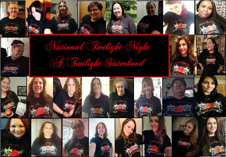 A Twilight Sisterhood  T-Shirt Photo