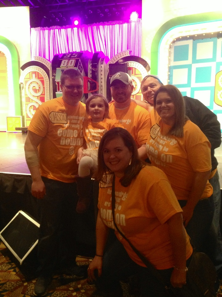 The Riesenbergs & Jones' Do Tpir T-Shirt Photo