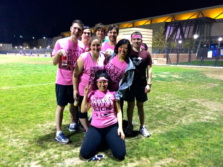 Kickball Champions T-Shirt Photo
