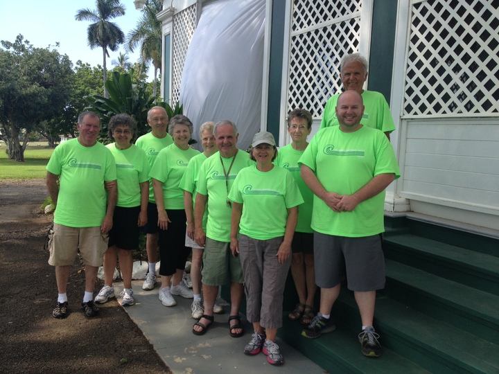 Our Volunteers Are Awesome! T-Shirt Photo