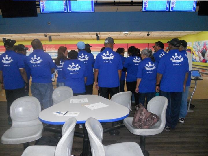 Good Timers Bowling League! T-Shirt Photo
