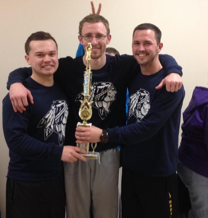 The Champion Warriors T-Shirt Photo