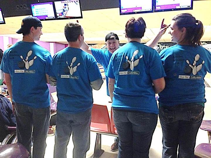 Bowling Fun! T-Shirt Photo
