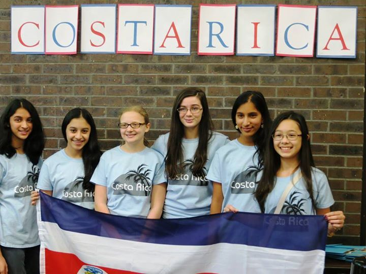 Troop 71875 Representing Costa Rica T-Shirt Photo