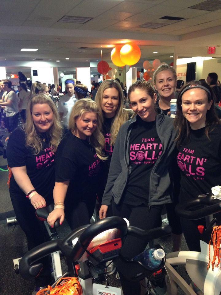 Team Heart N' Solls T-Shirt Photo